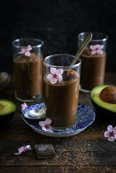 Naturally sweetened healthy 4-ingredient chocolate mousse made with avocado and honey – you'd never know this simple recipe was dairy-free and paleo! Note: The photos in this post were …