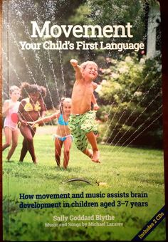 It's all about stories!: Movement - Your child's first language and some favourite picture books about movement and physical development