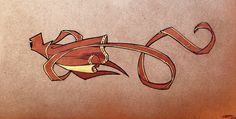 In tribute to Journey, the PS3 / PS4 game by thatgamecompany. I'd like this as a tattoo