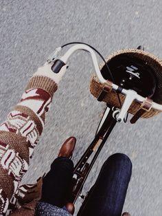I love weekend bike rides!  | Gabrielle Assaf | VSCO Grid