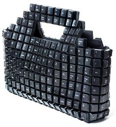Keyboard bag! And it's great for the environment too since it's recycled!