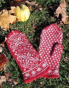 After a long haul of knitting for others over the holidays, take the time to knit yourself a little something special! This week's Free Pattern Friday is Winter Wonder Mittens by Amy Loberg: Amy Lo...