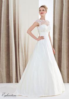 Collection 2016 Églantine Mariages et Cérémonies robe de mariée OSIRIS