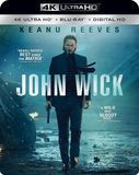 John Wick [4K Ultra HD Blu-ray/Blu-ray] [Includes Digital Copy] [UltraViolet] [Eng/Fre/Spa] [2014]