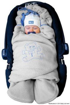 ByBUM - Baby Winter-Einschlagdecke 'Das Original mit dem Bären', Universal für Babyschale, Autositz, z.B. für Maxi-Cosi, Römer, für Kinderwagen, Buggy oder Babybett, Farbe:Grau/Blau ByBUM http://www.amazon.de/dp/B00DY02P7E/ref=cm_sw_r_pi_dp_9J2qub14HZ97K