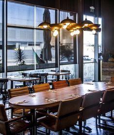 King George Restaurant by Nir Portal Architects, Kfar Saba – Israel » Retail Design Blog