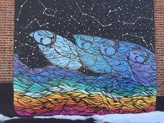 #Beautiful #Birds #AsburyPark #Mural 2016