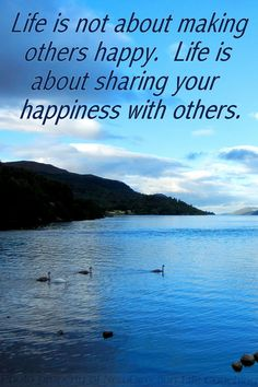 Share your happiness!