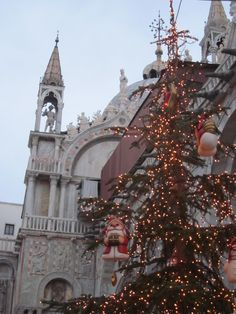 Christmas in Venice!