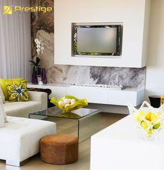 TV wall units for your living room #Prestige Interiors Hyderabad http://www.prestigeinteriors.in/