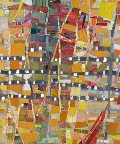 Emma Biggs & Matthew Collings' MAN Exhibition in Print 2011 | Mosaic Art NOW