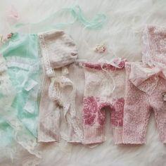 Ja spravím retro výbavičku pre bábätká za 50€ | Jaspravim.sk