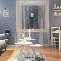 Pilasterblå Home Fashion, House Styles, Instagram Posts