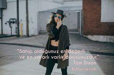 Sahip olduğunuz en değerli ve en yararlı varlık duruşunuzdur. ByMaritsa.com #TomDixon #vintage #retro #moda #giyim #kadıngiyim #kadınmoda #kadın #vintagegiyim #retrogiyim #bymaritsa