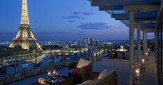 10 Hotéis de Luxo em Paris #viajar #paris #frança
