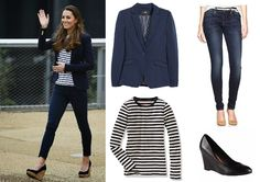 kate middleton casual outfits | January Celebrity Style Muse: Kate Middleton