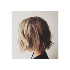 20 Super Easy Layered Cuts for Short Hair ❤ liked on Polyvore featuring beauty products, haircare, hair styling tools and hair