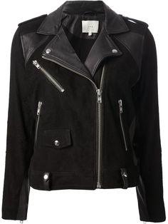 Iro Biker Jacket found in Styletorch #styletorch
