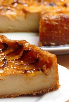 Alta cocina: Aprende a preparar tarta de manzana sin horno y en poco tiempo | MUI Recetas