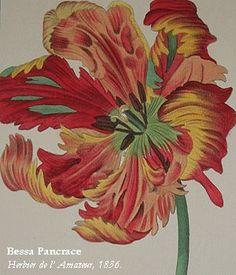 New tattoo flower vintage men art nouveau Ideas