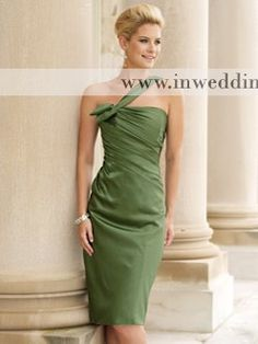 Mother of the Bride dress?  In a different color, of course!