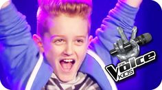 I'm Not The Only One - Sam Smith (Luca S.) | The Voice Kids 2015 | Blind...