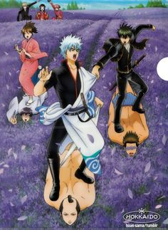 and taken over feudal Japan. As a result, a prohibition on swords has been established, and theThe Amanto, aliens from outer space, have invaded Earth samurai of Japan are treated with disregard as a consequence.However one man, Gintoki Sakata, still possesses the heart of the samurai, although from his love of sweets and work as a yorozuya, one might not expect it. Accompanying him in his jack-of-all-trades line of work are Shinpachi .  #ILoveAnime  #Gintama  #Kagura #Okita