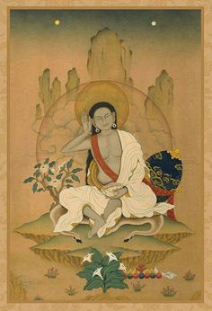 (By Tsem Rinpoche and Martin Chow) The Buddhist belief in 'emanation' can be a somewhat complex concept to grasp. The term originates from the word 'emana. Thangka Painting, Buddha Painting, Buddha Art, Tibetan Art, Tibetan Buddhism, Buddhist Beliefs, Vajrayana Buddhism, Gautama Buddha, Mandala