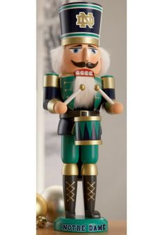 Need to find this cheaper somewhere...any ideas who makes College Nutcrackers??  Product: University of Notre Dame Nutcracker