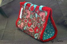 TUTORIAL QUILTED MUG BAG