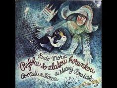 RYBKA SO ZLATOU KORUNKOU - súbor povestí (1984) - YouTube Cover, Books, Youtube, Libros, Book, Book Illustrations, Youtubers, Youtube Movies, Libri