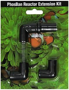 Two Little Fishies PhosBan Reactor Extension Kit ** Continue to the product at the image link. (This is an affiliate link) #aquariumaccessories