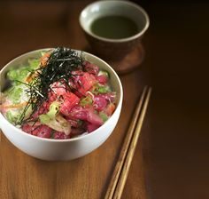 Try out the Hawaiian poke trend with the best poke bowls NYC has to offer, at Noreetuh, Chikarashi and more