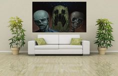Minecraft Creeper Zombie Skeleton Game GIANT WALL POSTER ART PRINT J041