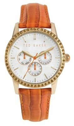 Ted Baker TE2019 Ladies orange leather strap watch has been published to http://www.discounted-quality-watches.com/2012/05/ted-baker-te2019-ladies-orange-leather-strap-watch/