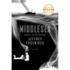 jeffrey eugenides books   58th - 2007 - 'Middlesex' by Jeffrey Eugenides