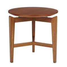 Calligaris Symbol Lamp Table in Walnut