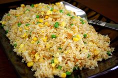 Manila Spoon: Easy Fried Rice (Sinangag)