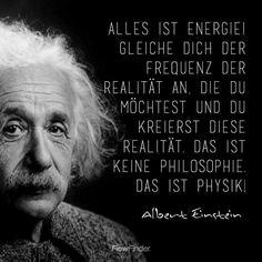 Einstein zur Lebenseinstellung