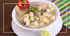 #Patasca | The perfect recipe to fight those cold days with a very yummy soup: