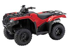 New 2015 Honda Fourtrax Rancher Es (Trx420te1) ATVs For Sale in Alabama. 2015 Honda Fourtrax Rancher Es (Trx420te1), Need an ATV that works hard? Want one that s fun to ride? How about one that offers a wide range of features? Then you need a Honda Rancher. Because we build a whole range of Rancher models, it s easy to pick one with the exact mix of features you want and need.