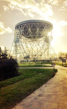 Jodrell Bank- Cheshire, not everyones idea of fun but i loved it!! #spacenerd
