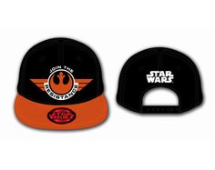STAR WARS 7 - Casquette Joint the Resistance - Black