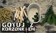 Gotuj z Korzonkiem #5: Pałka wodna, Leszczyna, Szczawik Zajęczy
