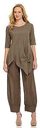 Niche Samba Asymmetrical Tunic on shopstyle.com Samba, Harem Pants, Tunic, How To Wear, Fashion, Moda, Harem Jeans, Robe, Fashion Styles