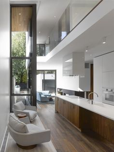 Moore Park Residence was designed by Drew Mandel #Architects and is located in #Toronto, Canada.
