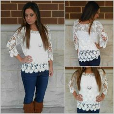 lace top♥
