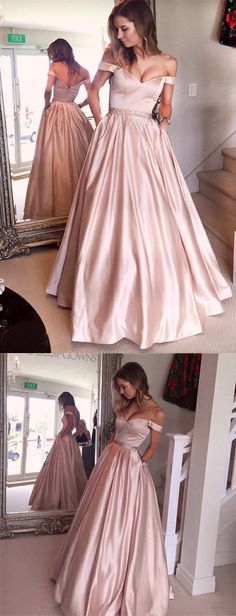 Amazing Off the Shoulder Prom Dresses - Miladies.net