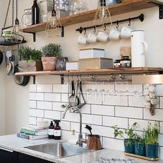 "767 ""Μου αρέσει!"", 13 σχόλια - Jane Rockett (@rockettstgeorge) στο Instagram: ""Nice kitchen #inspiration #ideas"""