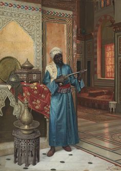 The Palace Guard Rudolf Weisse